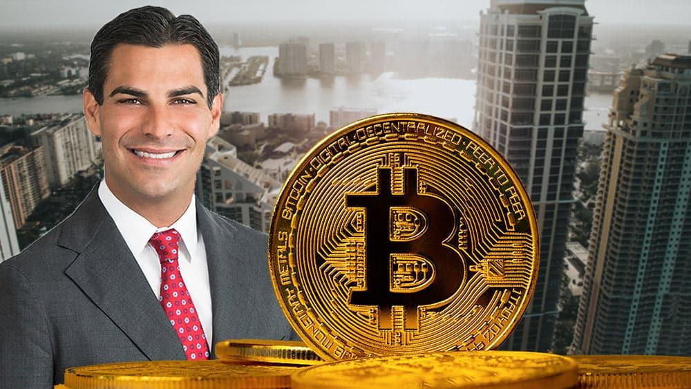 tesoreria miami alcalde bitcoin