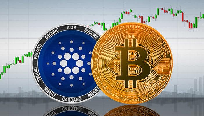 kriptoup cardano bitcoin